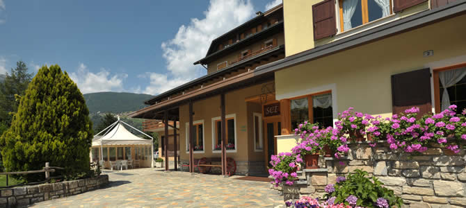 Sci sport bormio bed and breakfast e appartamenti for B b meuble dante bormio